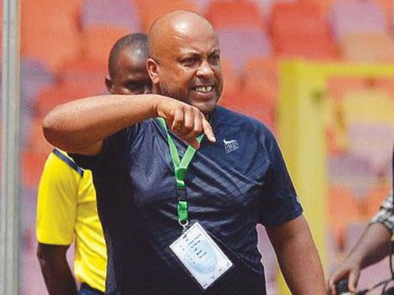 Aigbogun gives update on Flying Eagles, NFF Plans Egypt Tour