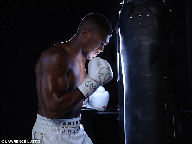Anthony Joshua set for massive showdown against 'Big Puncher' Joseph Parker