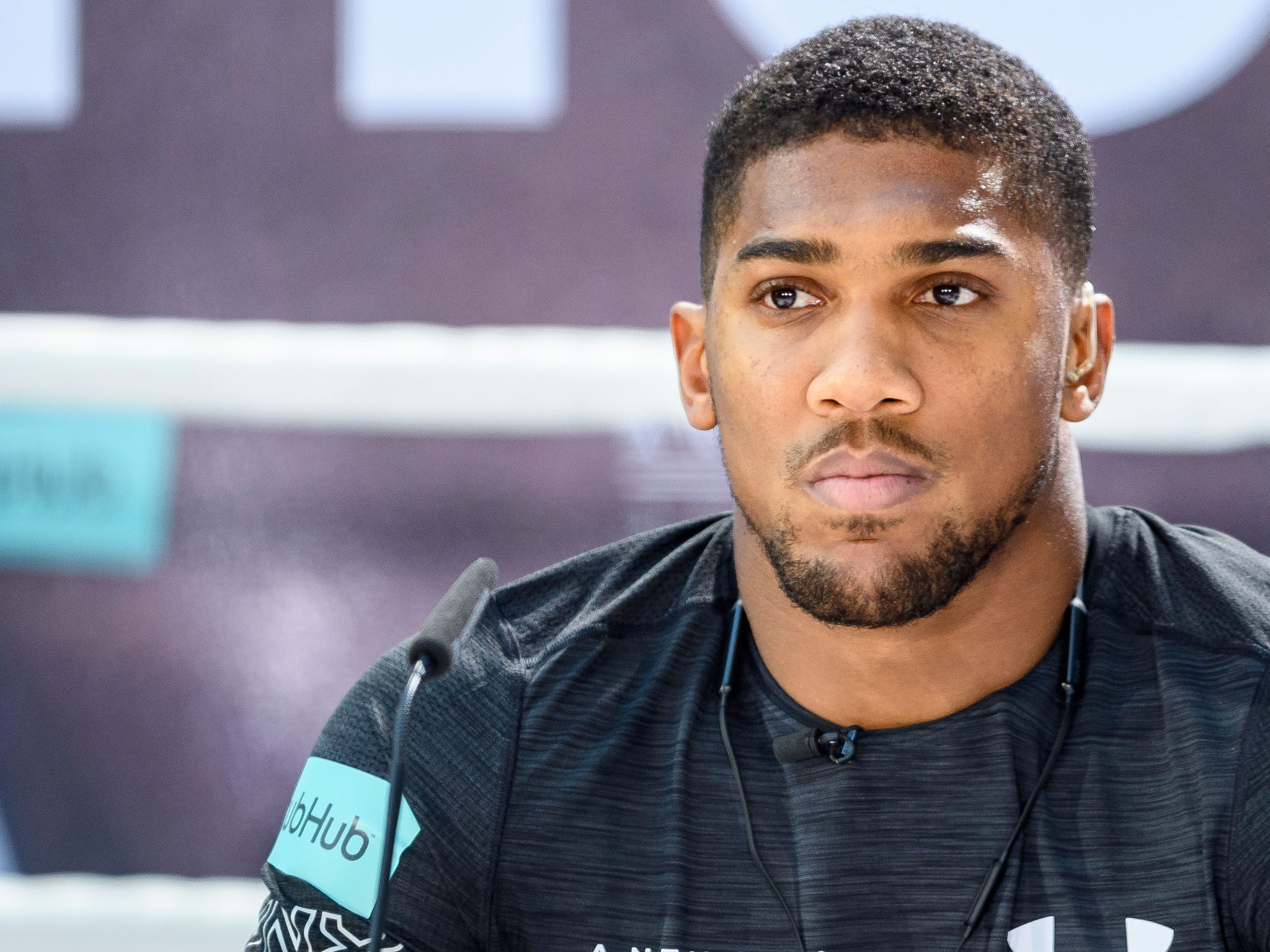 I turned down $50m to fight Wilder, Says Joshua