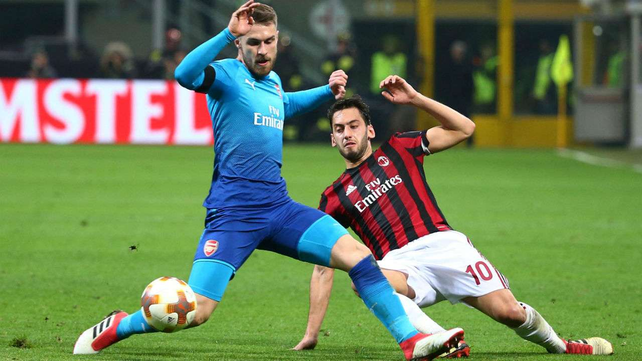 Arsenal vs AC Milan: Match preview, possible line-ups and prediction
