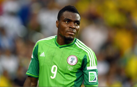 Emenike wants current Super Eagles squad to prioritize winning titles for Nigeria