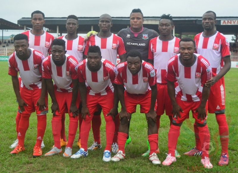 Heartland appoint Ezekiel Onyegbule as New Coach to replace Madu