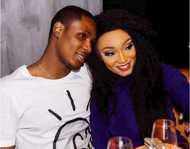 Ighalo gifts wife Sonia with A brand New SUV on Birthday