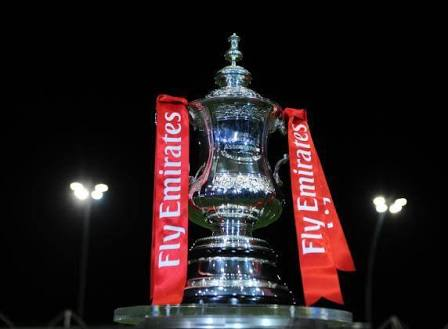 Chelsea draw Southampton; Man United face Tottenham Hotspur in FA Cup semifinals