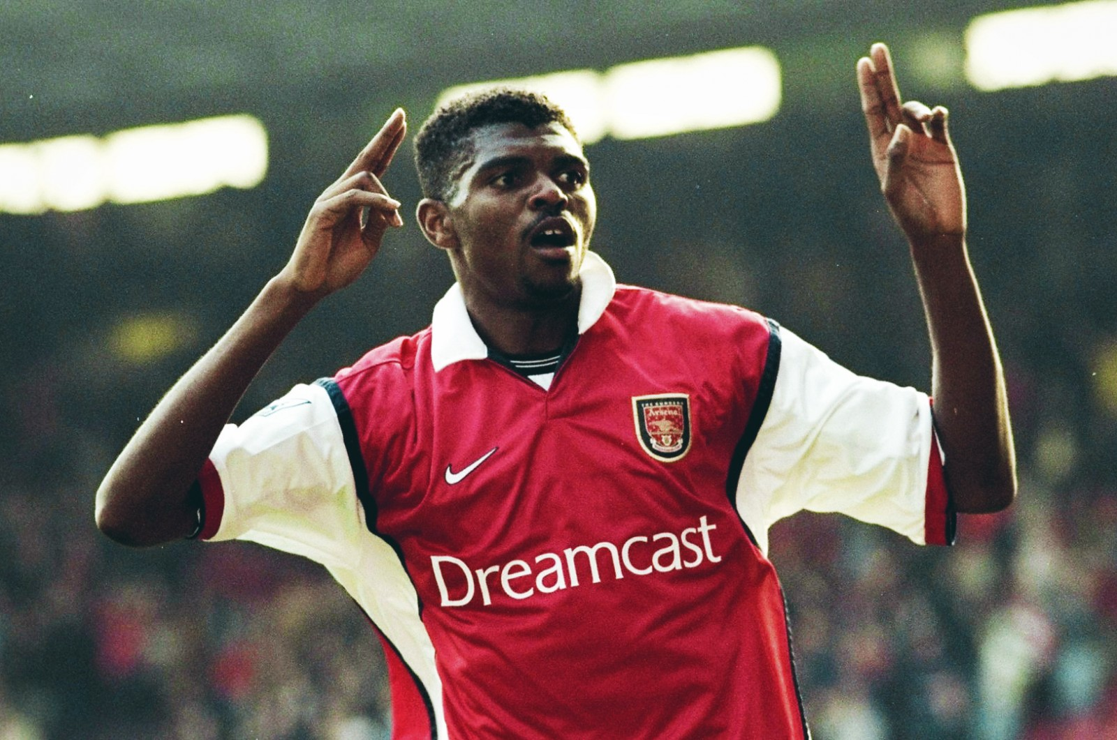 Nwankwo Kanu slams Arsenal board for current woes at the Emirates