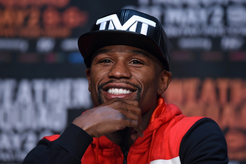 Floyd Mayweather reveals plan to buy Newcastle United and Sign Ronaldo