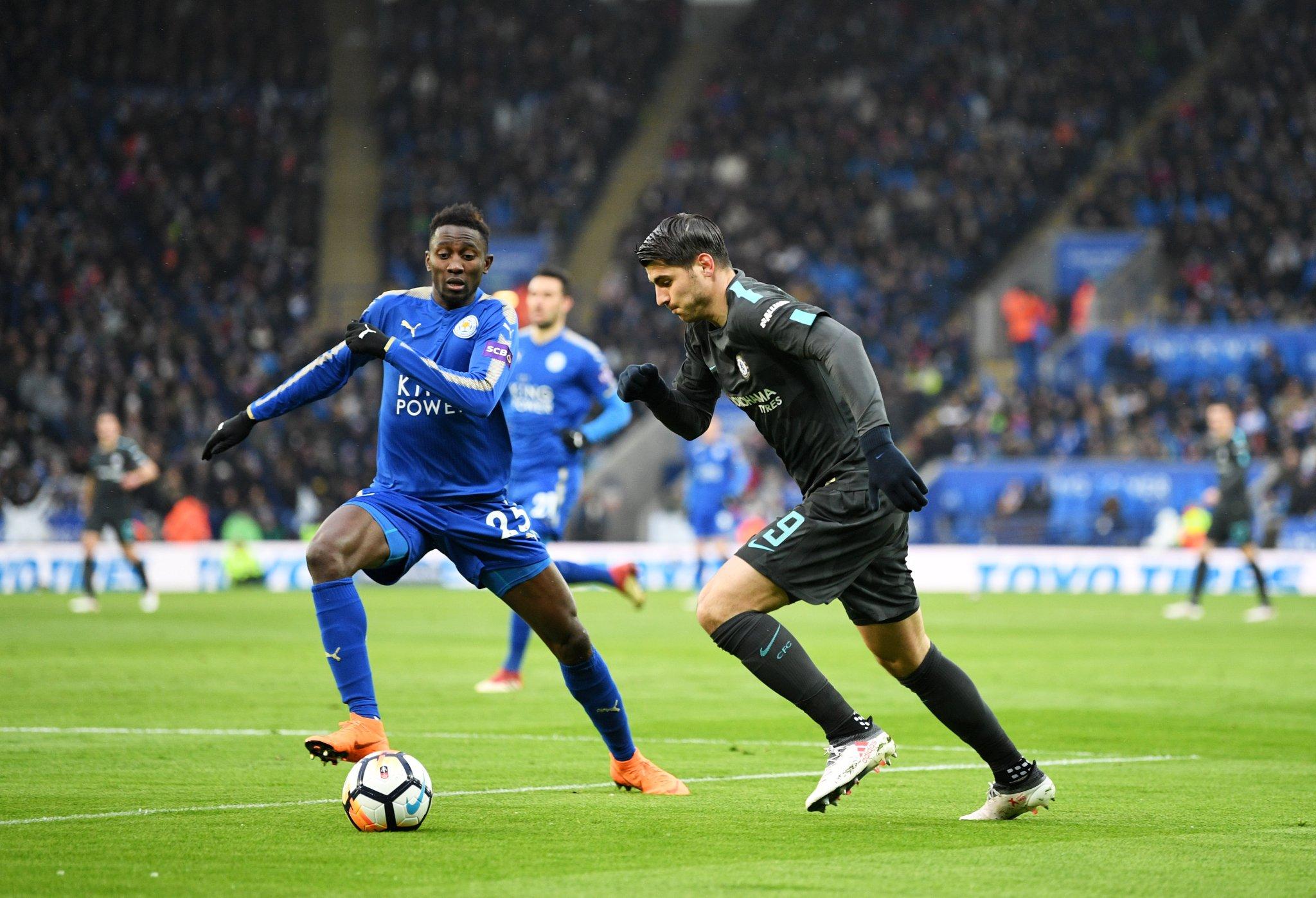 Oliseh describes Liverpool target Ndidi as 'World Class'
