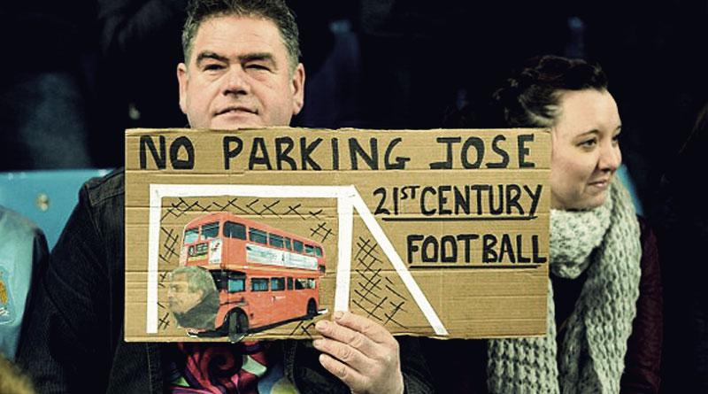 Should Mourinho 'park the bus' against Liverpool?