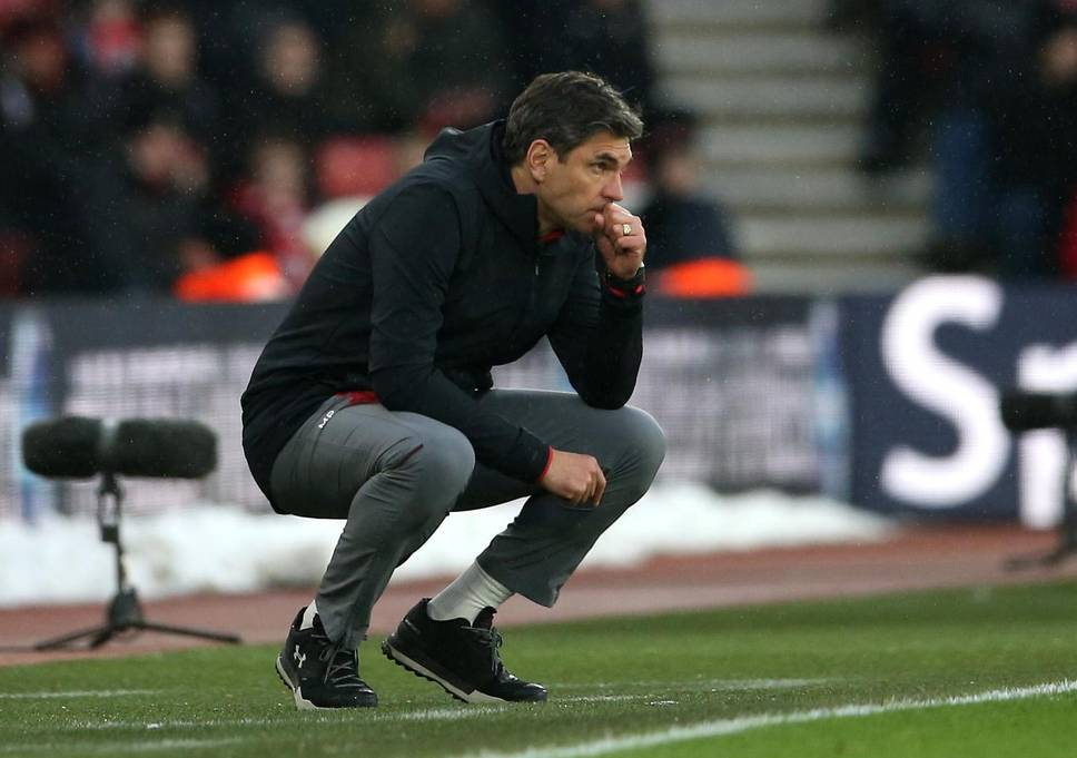 Southampton sack manager Mauricio Pellegrino