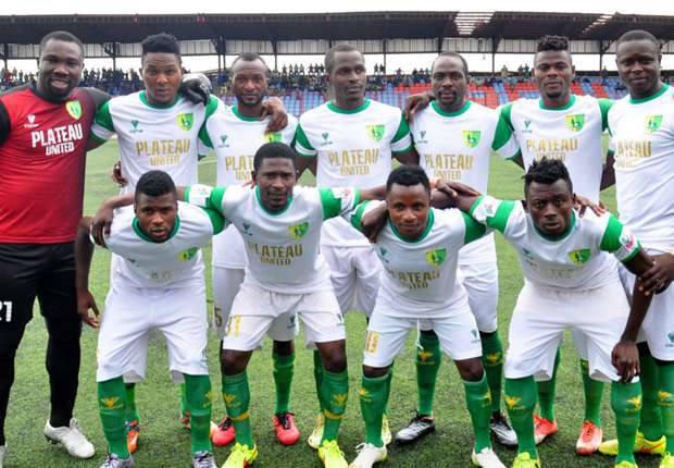 Plateau Utd 1-0 Etoile: Omoyele effort not enough to keep Plateau United in Champions League