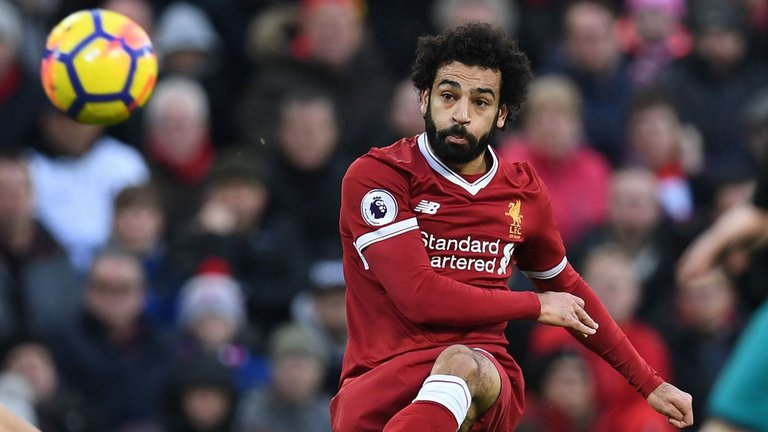 Mohamed Salah eager to score against Mourinho's United