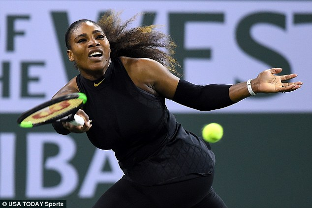 Serena Williams completes Tennis return with Victory at Indian Wells