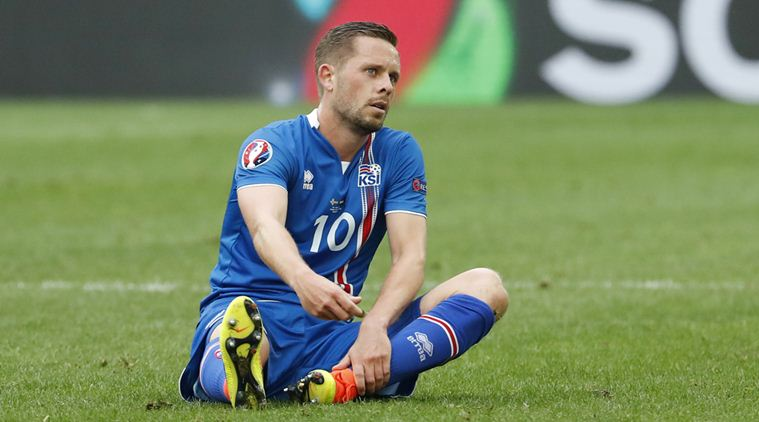 BREAKING: Iceland Playmaker Sigurdsson ruled out for rest of season, 'could miss World Cup'