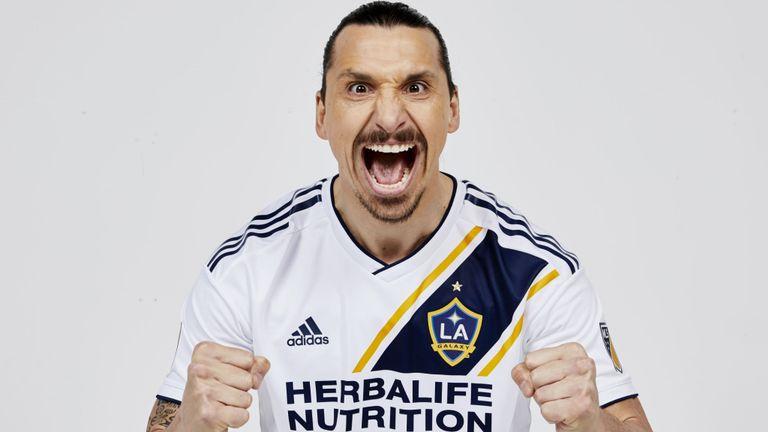 BREAKING: Zlatan Ibrahimovic joins LA Galaxy!