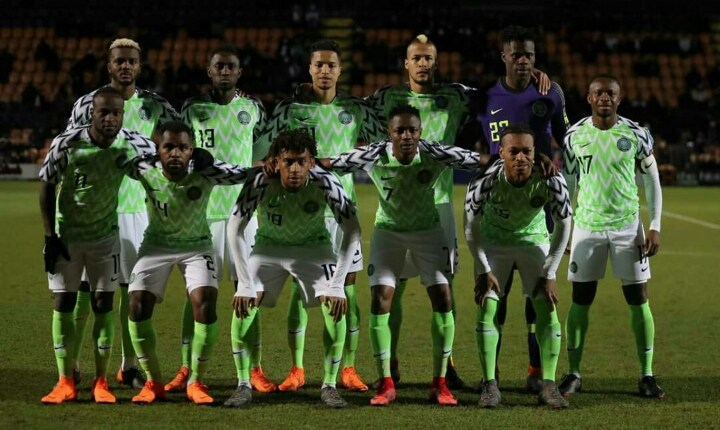 How Super Eagles players' rated in 0-2 loss to Serbia