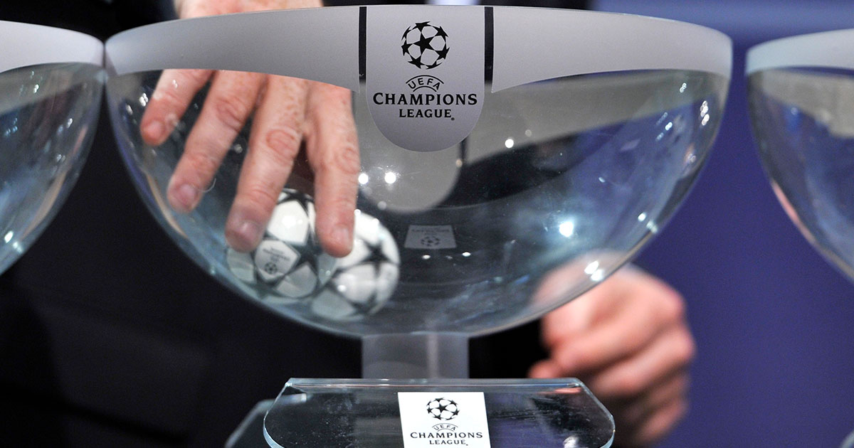 Uefa Champions League Quarter Final Draw All You Need To Know