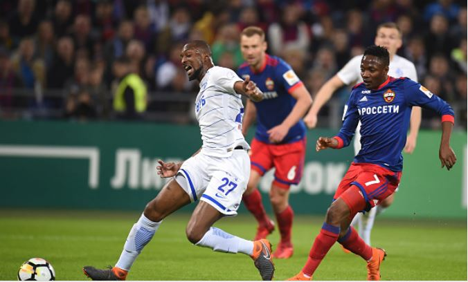 Ahmed Musa shines as CSKA Moscow demolish Idowu's Amkar Perm