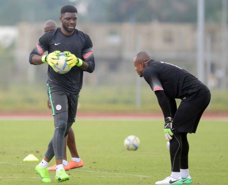 An Unusual Goalkeeping Headache for Super Eagles ahead of AFCON Qualifiers vs Leone Stars