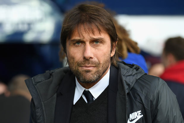 Chelsea's Antonio Conte refuses to give up on Top Four finish