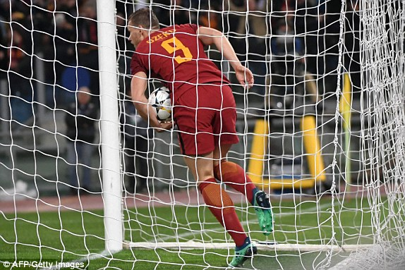 Barcelona crashed out of Champions League as Roma produce Incredible comeback