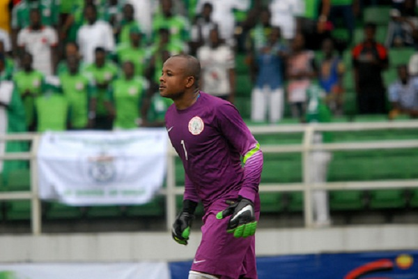 I'll be back in three days! Ezenwa dismisses massive Injury fears