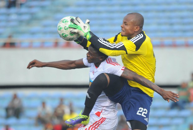 Another clean sheet! Ezenwa stars as Enyimba beat Go Round FC 2-0 in Calabar