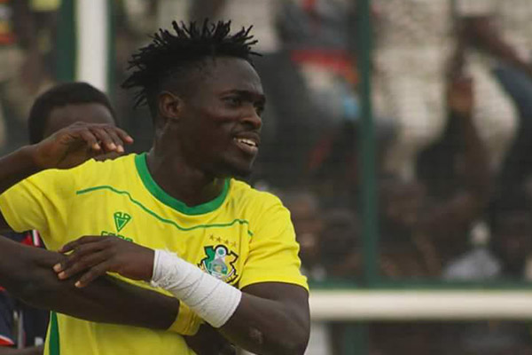 Junior Lokosa reveals next Move after SK Brann deal falls through