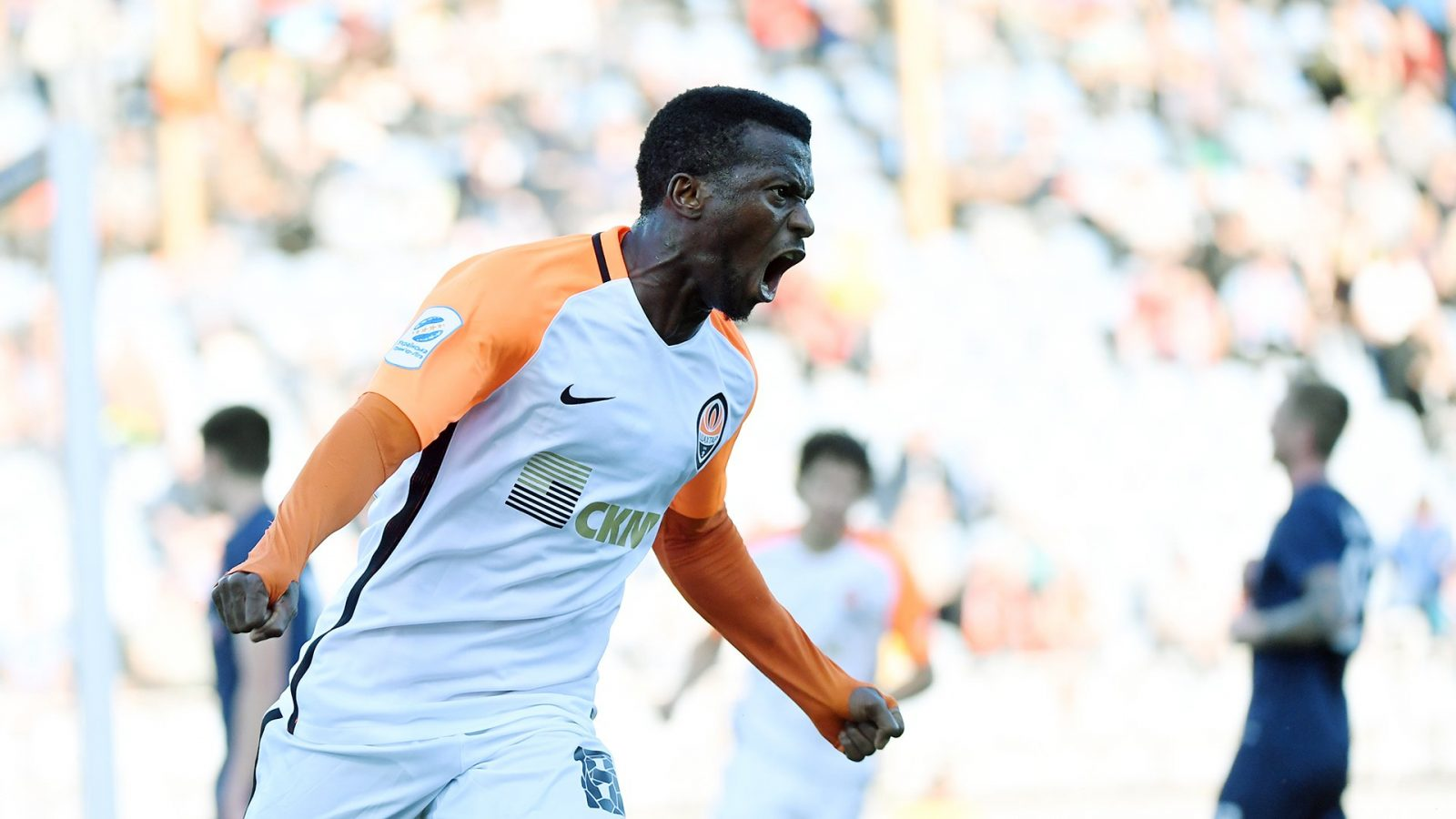 Olanrewaju Kayode Effort hands Shakhtar massive win in Ukraine