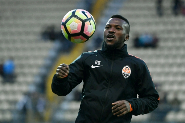 Olanrewaju Kayode scores on his Shakhtar Donetsk debut
