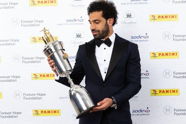 Mo Salah reveals Champions League ambition after winning 'Massive' PFA Award