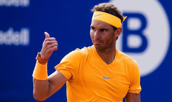 Rafa Nadal wins 11th Barcelona Open title