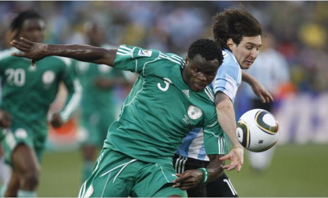 Stick with your First team! Taiye Taiwo urges Rohr