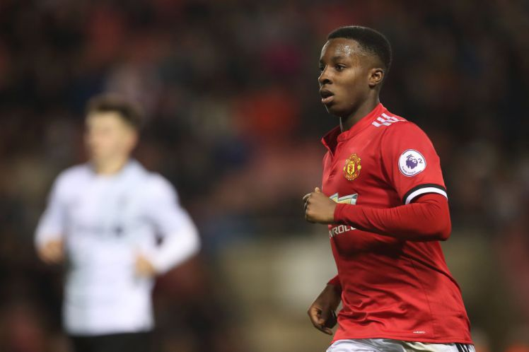 Manchester United's Tosin Kehinde snubs England for Nigeria