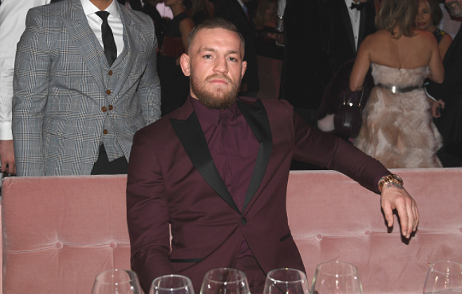 Police Issues Arrest Warrant for Conor McGregor