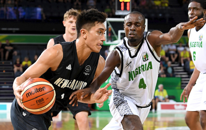 XXI CWG: New Zealand Blitz Past Nigeria in 110-65 win