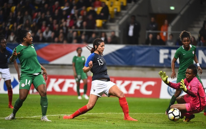 France 8-0 Nigeria: Dennerby's Falcons Suffer Record-equaling defeats