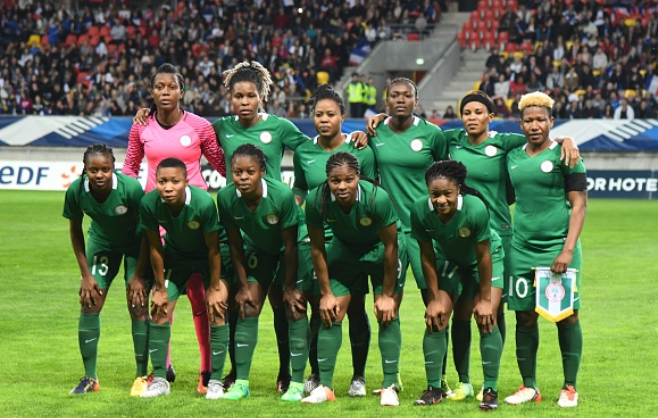 "Pinnick Reacts to Nigeria's 8-0 Bashing, Apologizes for ""Unintentional"" Neglect of Super Falcons"