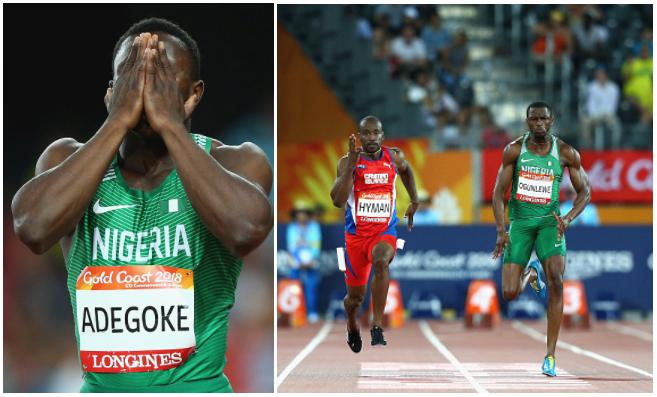 CWG 2018: Adegoke, Ogunlewe Race against Blake, Gemili in 100 Meters Final