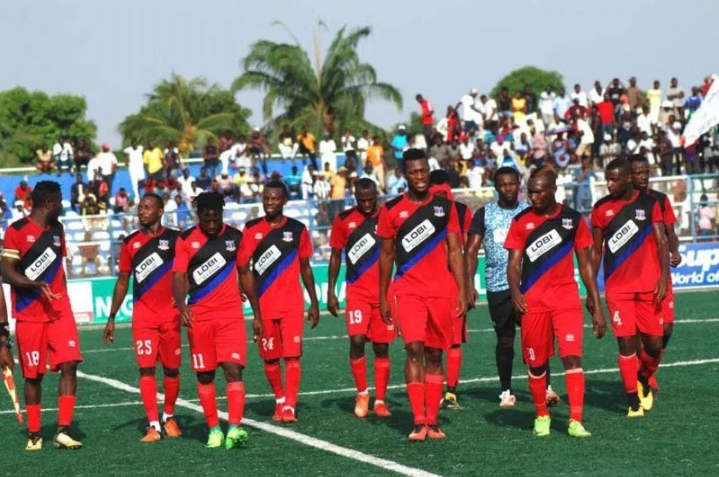 Ogbeide blames Lobi defenders for Champions league defeat