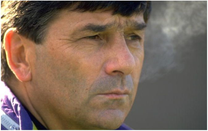 "Westerhof was just a ""Tool"", Keshi was the Real Boss in the Super Eagles"