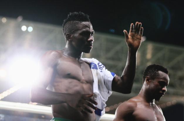 Super Eagles star Celebrates Nigeria's FIFA Ranking Rise