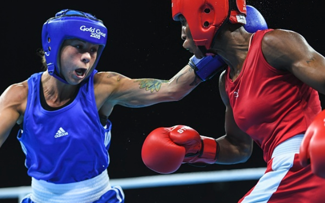 Nigerian Female Boxer who was Rushed to Hospital Given all clear