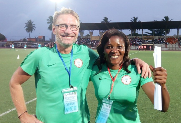 Super Falcons Coach explains Object of France friendly