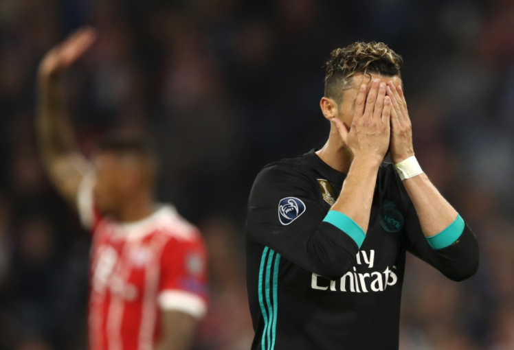 Real Madrid win in Munich, but Ronaldo fails to deliver on the Salah Challenge