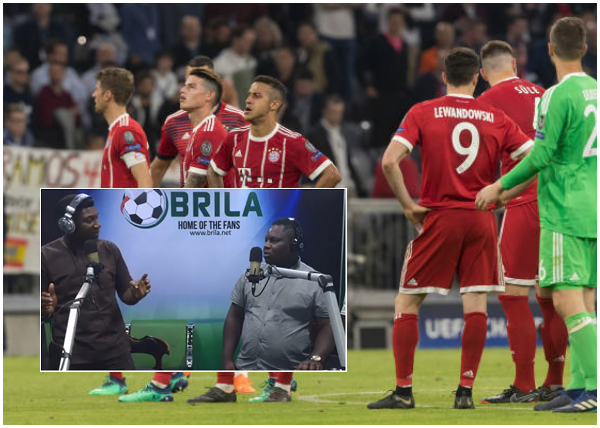 Bayern Munich Let Themselves Down – Peter Rufai