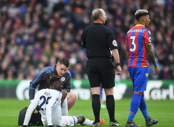 World Cup: Claude Puel expresses Concerns Over Wilfred Ndidi's Injury