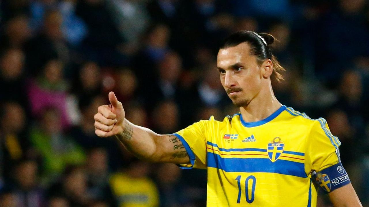Germany, Mexico, S/Korea beware, Zlatan is coming to Russia!