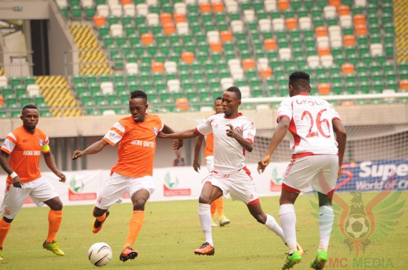 Ifeanyi Ifeanyi urges Akwa Utd players to focus on winning the NPFL