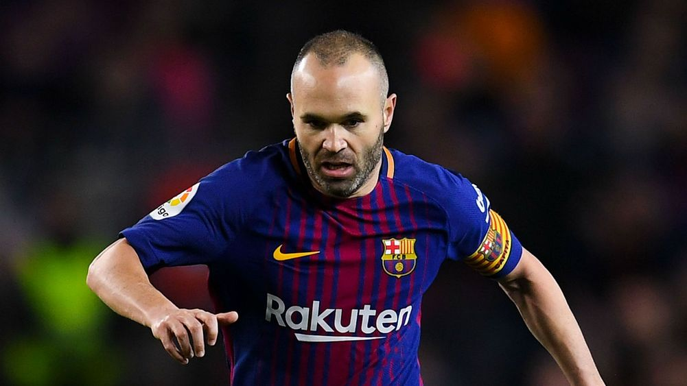 Andres Iniesta confirms decision to leave Barcelona after 16 seasons