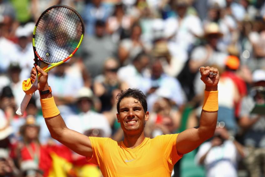 Rafa Nadal wins Monte Carlo Masters for record third time